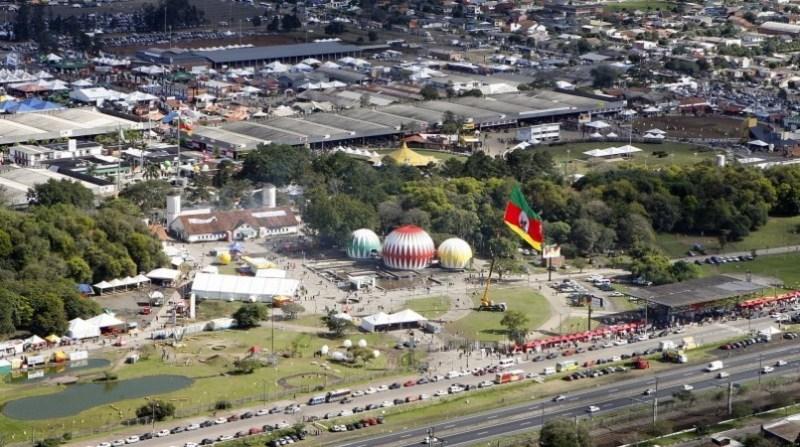 expointer 2019 parque de exposicao