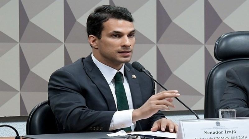 senador iraja foto waldemir barreto agencia senado