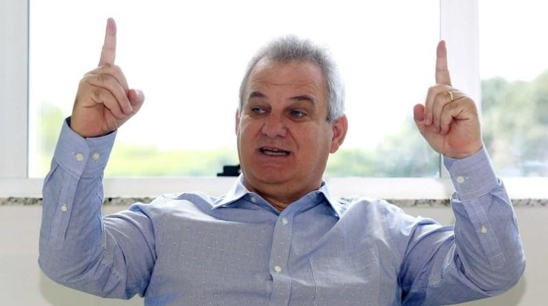 presidente da fape df fernando cezar ribeiro 2 elio rizzo