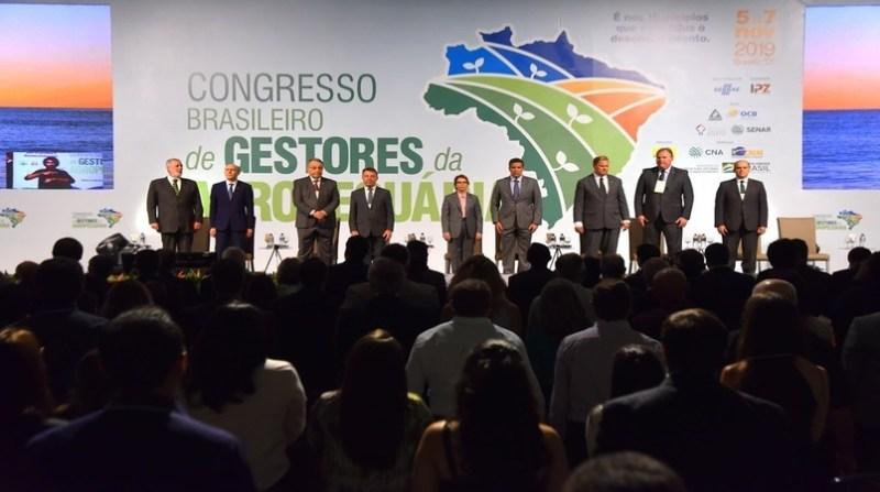 congresso gestores agropecuarios Marck Castro Ag CNM