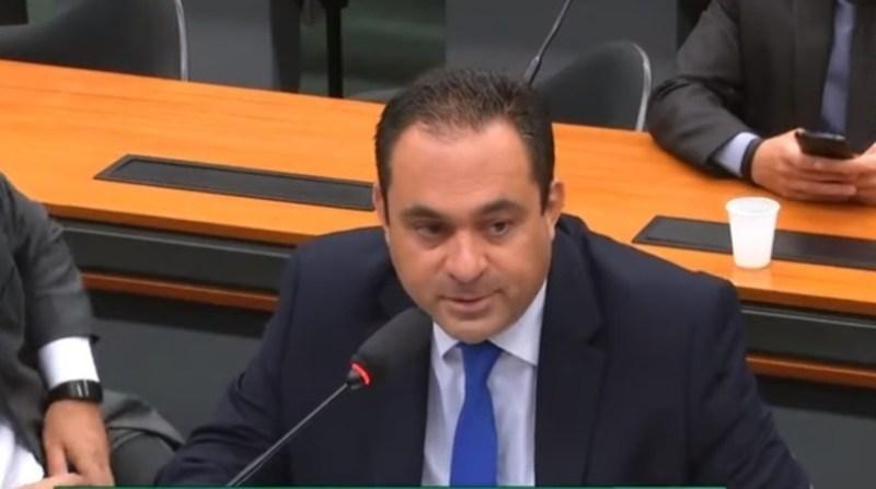 geraldo borges audiencia MC camara federal