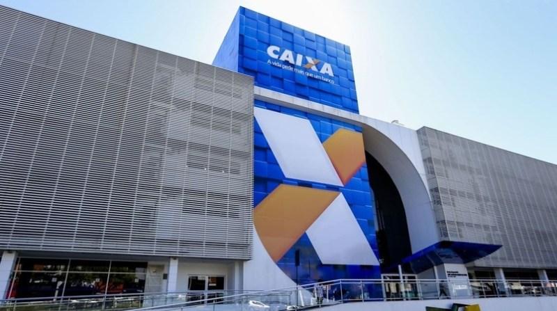 fachada caixa agencia brasil