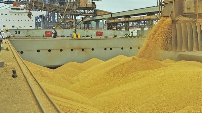 soja exportacao embarque 2 11 19