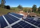 Banco reduz taxas mínimas de juros para projetos de energia solar no campo