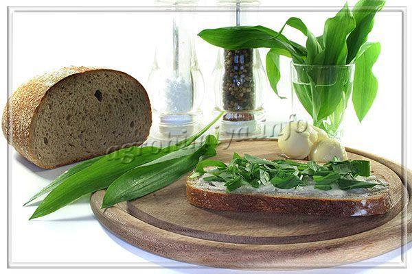 Дикий чеснок используют преимущественно в кулинарии и медицине