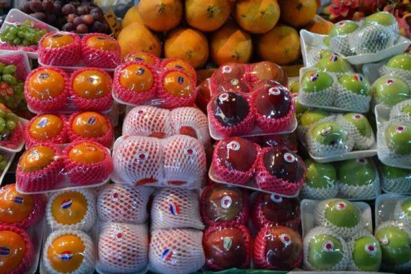 manzanas supermercado frances