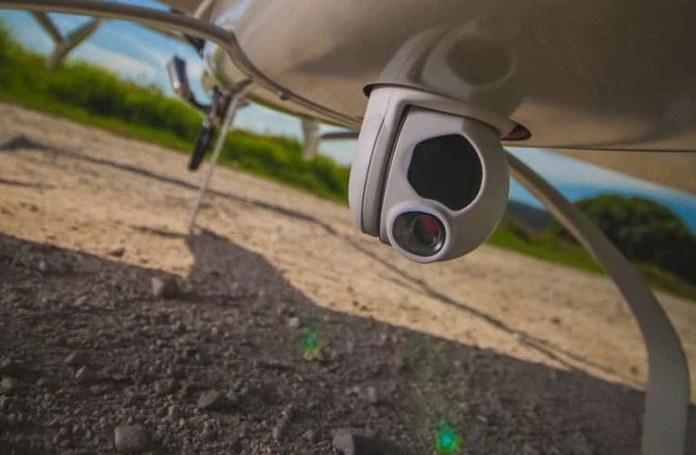 Drones desencorajando criminalidade em áreas rurais