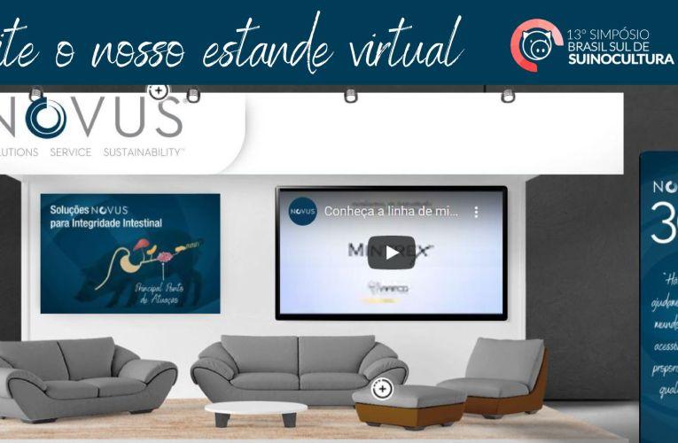 NOVUS confirma participação no SBSS