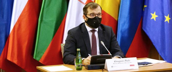 Spotkanie ministrów rolnictwa Grupy Wyszehradzkiej oraz krajów regionu
