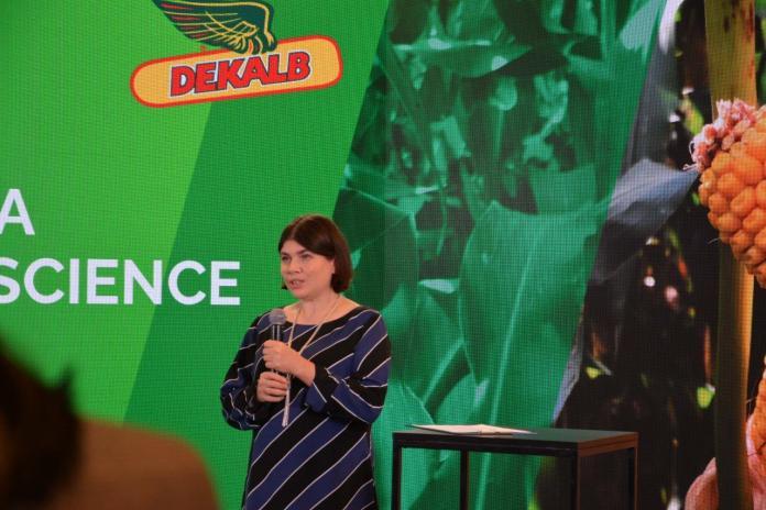 Iwona Krych – Stec, Head of Marketing Crop Science, Bayer Polska