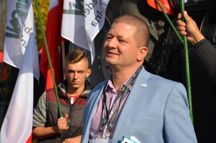 Marcin Bustowski, Związek Zawodowy Rolników Solidarni, ARiMR