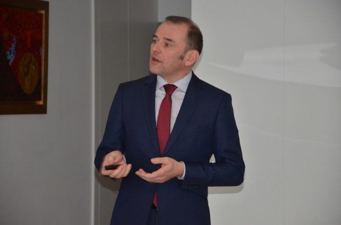 Michał Gazdecki z firmy badawczej Kleffmann Group