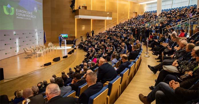 Europejskie Forum Rolnicze, Janusz Wojciechowski, Jan Krzysztof Ardanowski