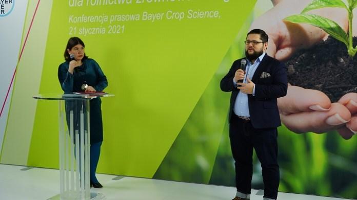 drMichał Krysiak, Agriculture Sustainability Manager, Bayer.