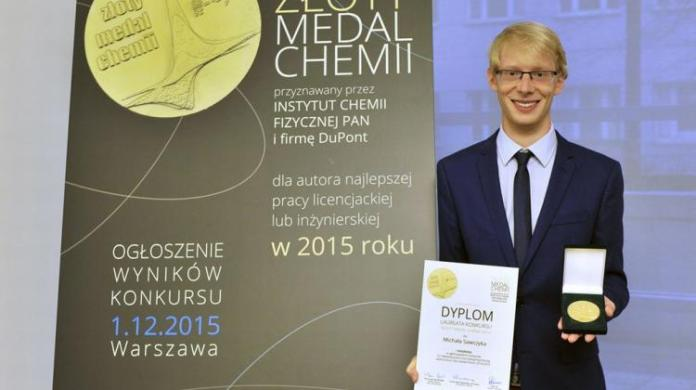Złoty Medal Chemii, PAN, DuPont