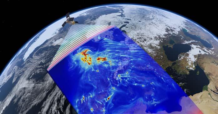 Przemysł satelitarny, dane z kosmosu, dane satelitarne, rolnictwo precyzyjne