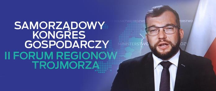 O rolnictwie podczas SKG II Forum Regionów Trójmorza