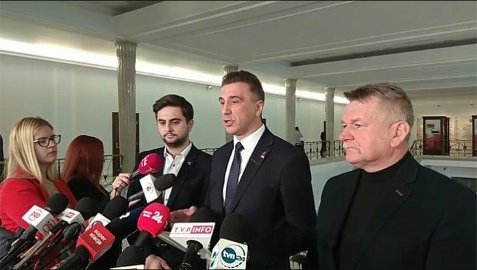 Pomoc de minimis, Kukiz'15, Jan Krzysztof Ardanowski, minister rolnictwa, Jarosław Sachajko, Norbert Kaczmarczyk, Krzysztof Tołwiński,