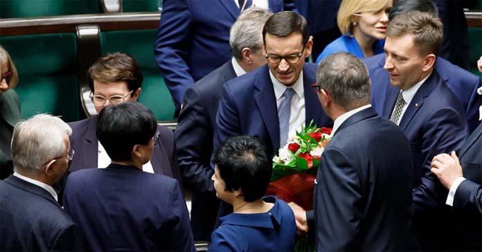 premier, mateusz morawiecki, exposé, rząd, wotum zaufania, rolnictwo