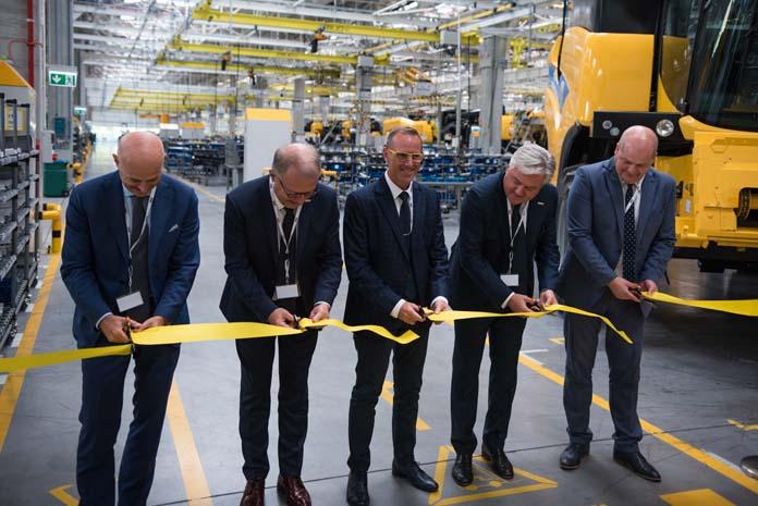 New Holland, CNH Industrial, Adam Sulak, kombajn, ciągnik
