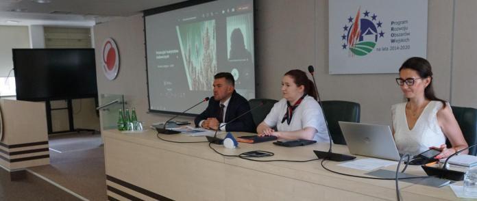Spotkanie z dyrektorami instytutów badawczych w MRIRW
