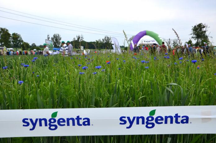 rolnik, rolnictwo, innowacje w rolnictwie, Syngenta, ochrona roślin, zrównoważone rolnictwo