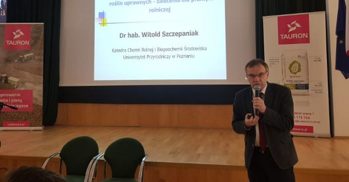 wapnowanie, Witold Szczepaniak, Kopalnia Wapienia Czatkowice