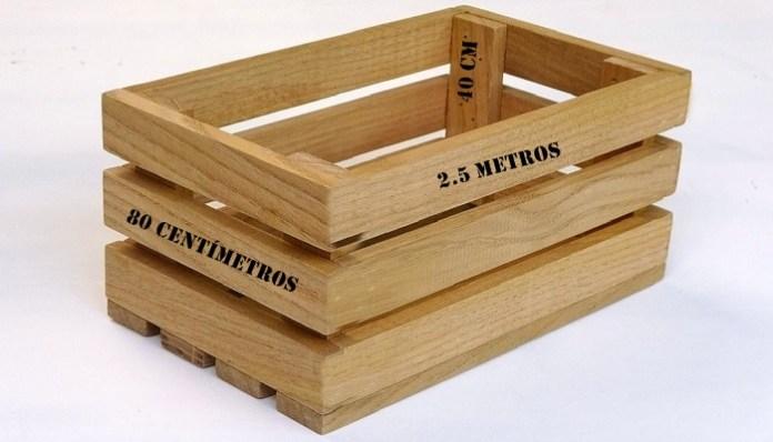 medidas para construir comederos de madera para ovejas