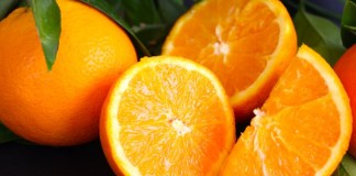plagas de la naranja