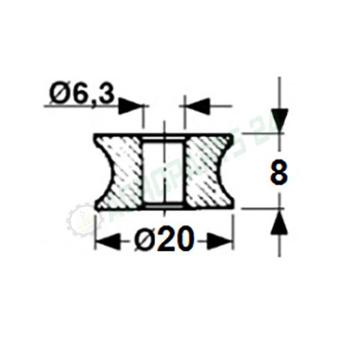 Claas Markant, Trabant, Dominant - 001941 2