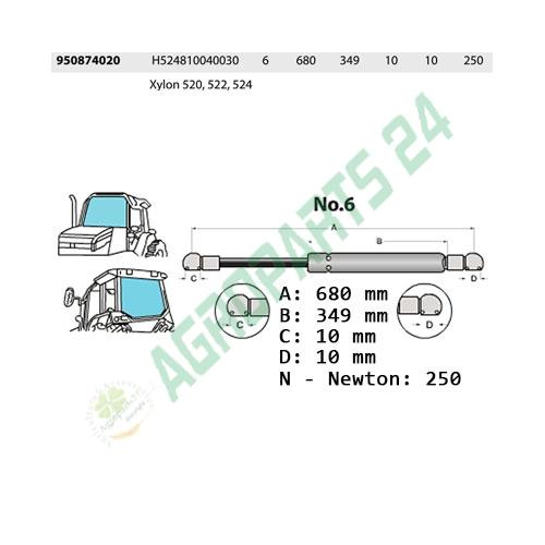 Fendt -H524810040030 2