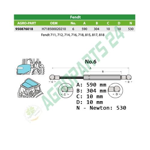Fendt -H718500020210 2