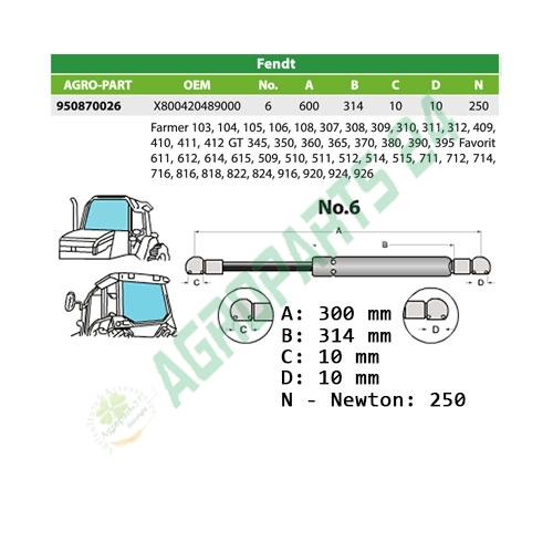 Fendt -X800420489000 2
