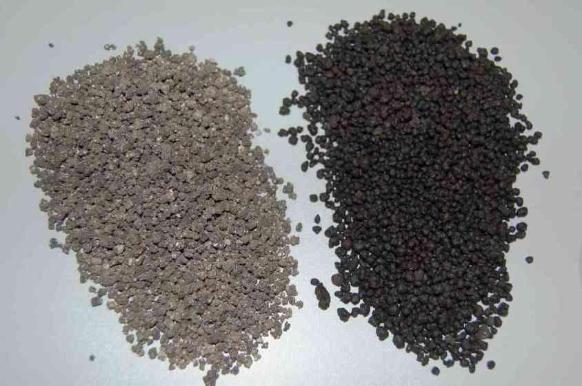 Fertilizantes organominerais
