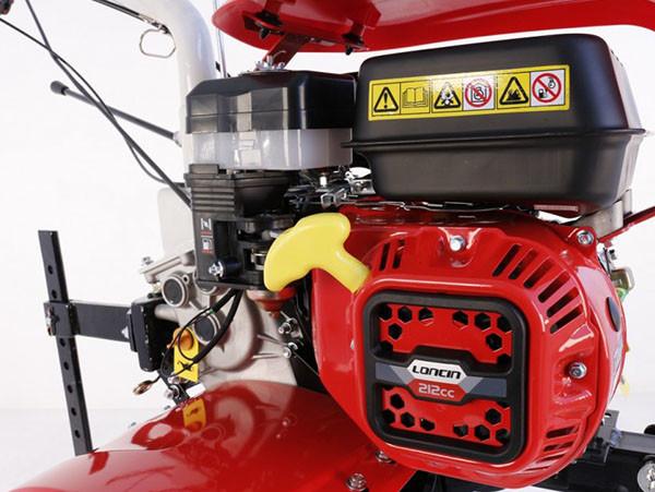 MOTOCULTOR LONCIN LC750 7CP 6