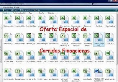 analisis financieros en Excel