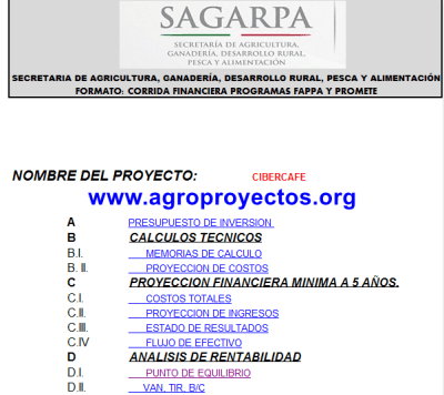 Formato FAPPA-PROMETE 2014