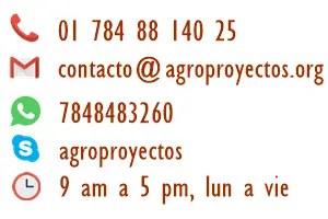 contacto Agroproyectos