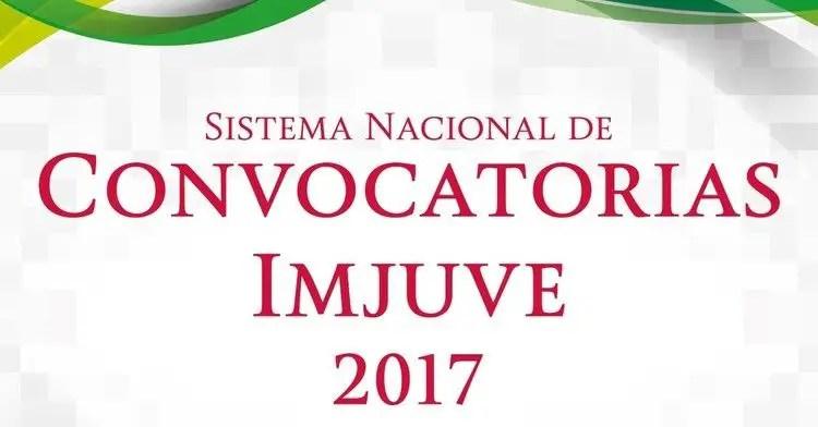 Convocatorias para jovenes 2017