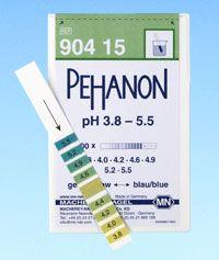 Tiras PH 4,0 - 9,0 C/100uds PEHANON 90424