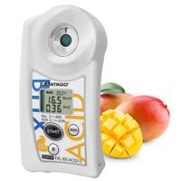 BRIX-ACIDEZ mango