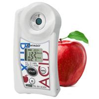 Medidor de bolsillo Acidez + Brix (Manzana) PAL-BX|ACID5