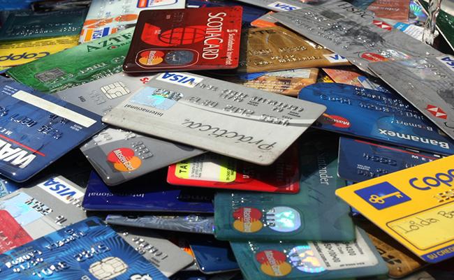 Tarjetas de credito w