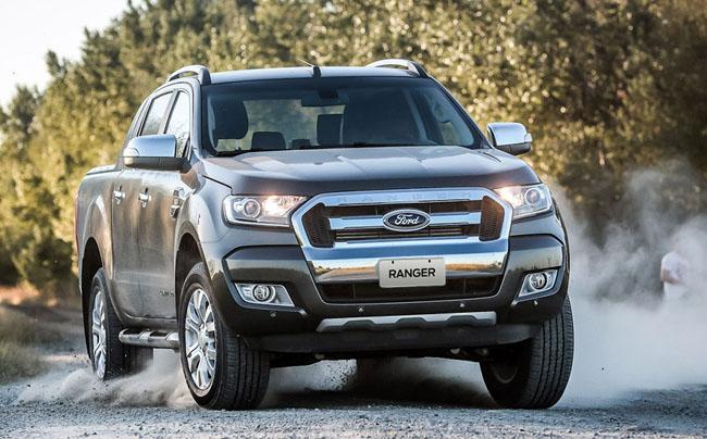 9ce32368d1ed La Ford Ranger incorporó novedades en todas sus versiones • Agroverdad