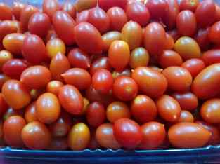 Tomates Cherries