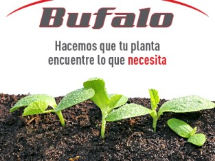 Bufalo mejoradores de suelo