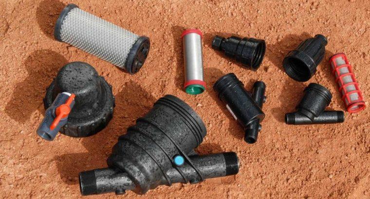 Guía de filtros de riego para principiantes