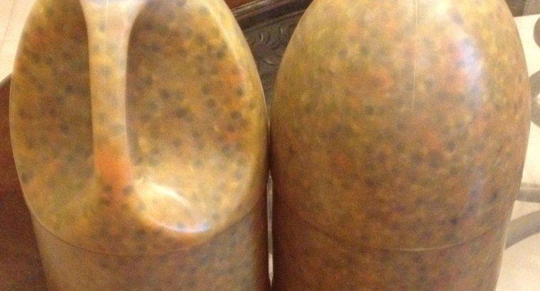 Pulpa de chinolas