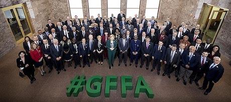 Los ministros de Agricultura de 74 países se comprometen a impulsar la digitalización del campo