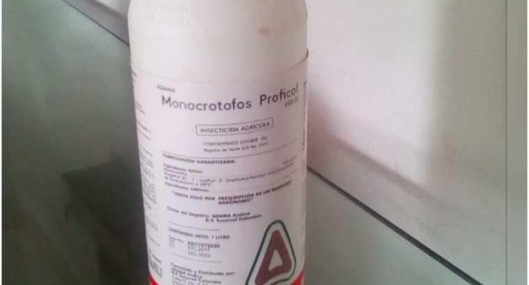 Vendemos insecticidas